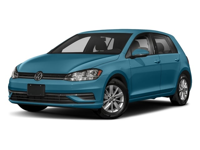 2018 Volkswagen Golf Tsi S 4 Door In Rockford Il Lou Bachrodt