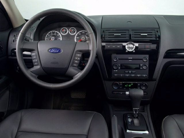 2006 Ford Fusion Se In Rockford Il Lou Bachrodt Volkswagen